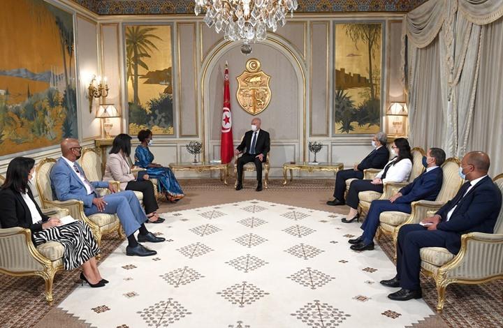 """إحراج جديد لسعيّد.. """"الفرانكفونية"""" تعلّق قسم تونس بالمنظمة"""