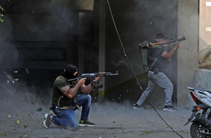 """تحذيرات من """"حرب أهلية"""" في لبنان.. وتبادل اتهامات"""