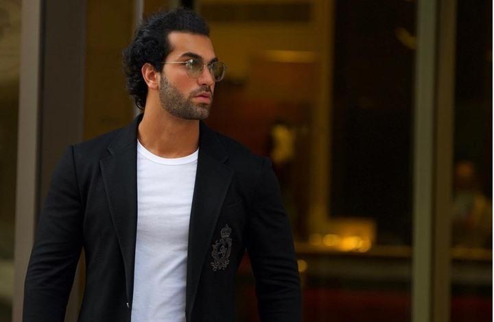 نجل رامي مخلوف يقود فراري برفقة عارضة أزياء إسرائيلية (شاهد)