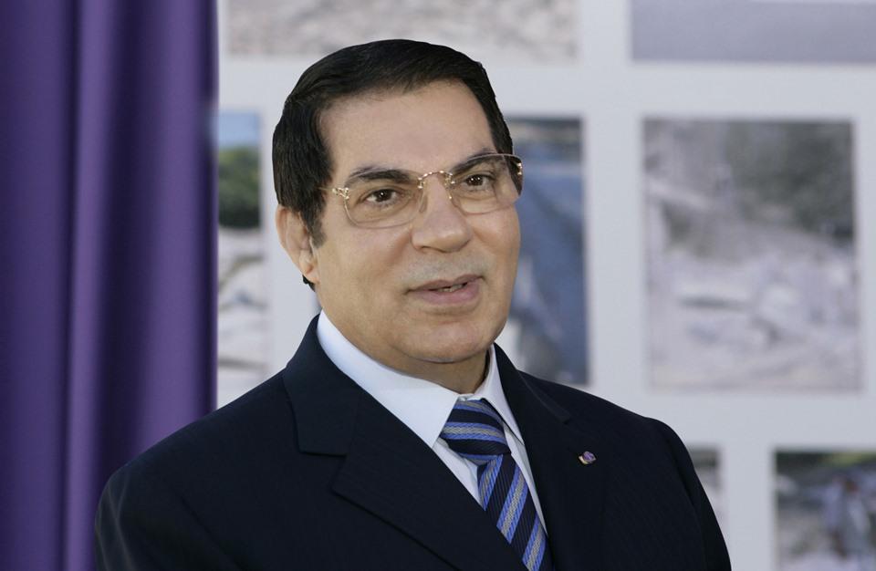 ويكيليكس: بن علي يريد العودة للحياة السياسية بتونس