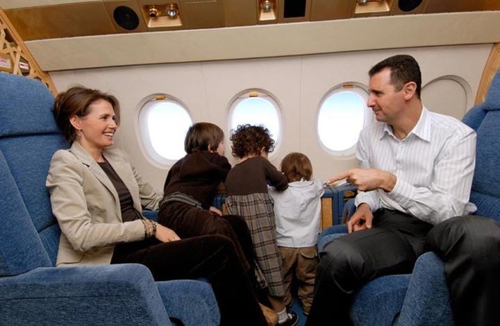 إصابة رئيس النظام السوري بشار الأسد وزوجته بفيروس كورونا