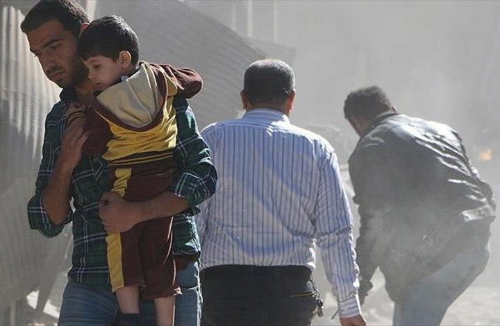 مقتل 40 مدنيا في غارة للطيران الروسي في ريف إدلب