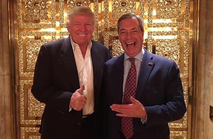 """فوز ترامب """"يسيل لعاب"""" اليمين الأوروبي المتطرف"""