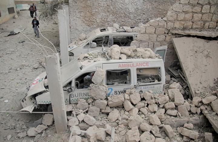 صندي تايمز: بوتين والأسد يكذبان بشأن إدلب