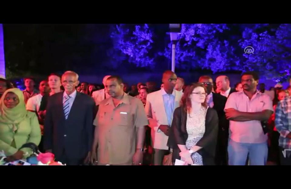 افتتاح النسخة الثامنة من مهرجان الفيلم الأوروبي بالخرطوم