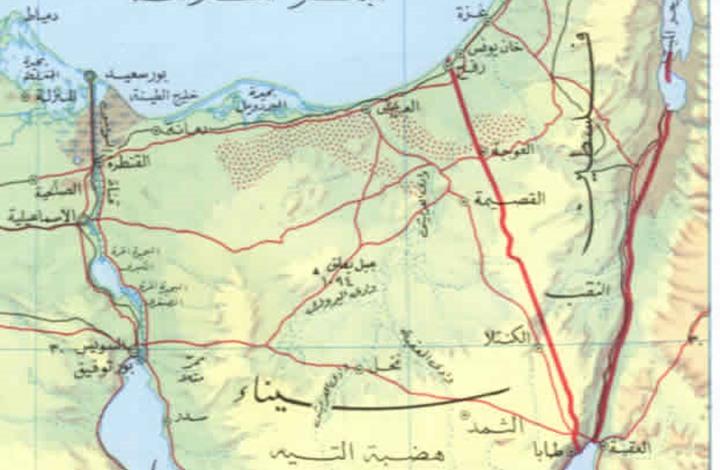 ما حقيقة موقف نظام السيسي من دولة فلسطينية في سيناء؟