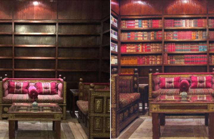 جدل في السعودية بعد مصادرة كتب من مقهى ثقافي (صور)