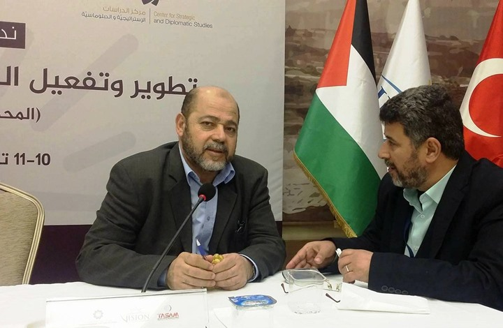 """أبو مرزوق لـ""""عربي21"""": لا خوف على سلاح المقاومة من المصالحة"""