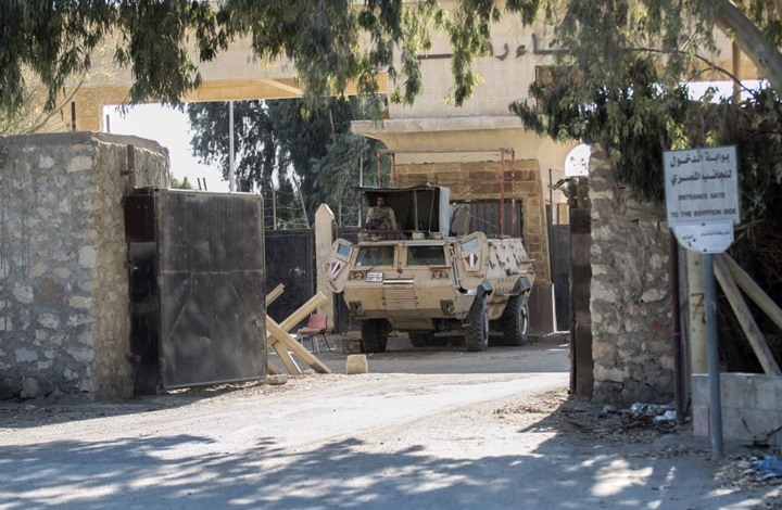 السلطات المصرية تعيد فتح معبر رفح بعد أن أغلقته لساعات
