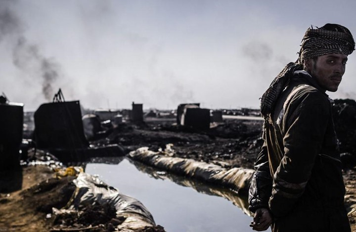 """حقول النفط التي أعلنت أمريكا البقاء بسوريا لـ""""حراستها"""" (خريطة)"""