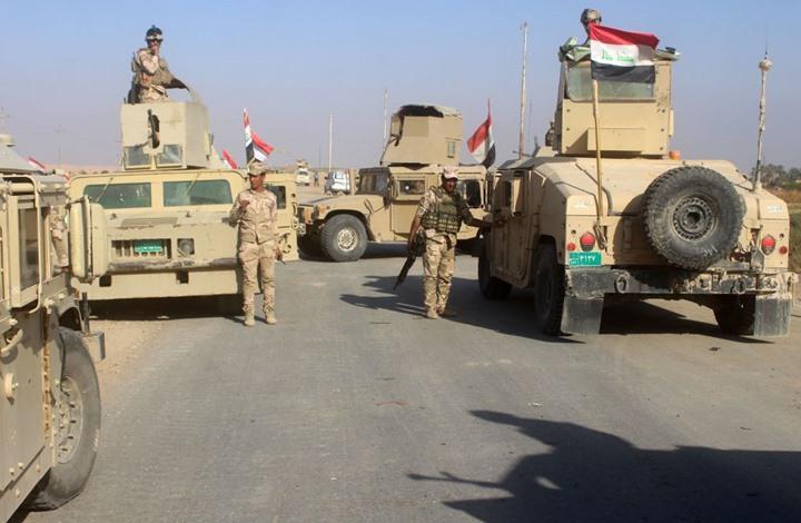إصابتان في تفجير رتل للتحالف الدولي شمالي بغداد