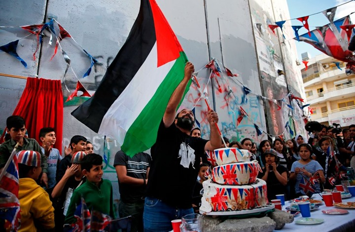 فصائل فلسطينية: وعد بلفور خطيئة القرن وسبب ضياع فلسطين