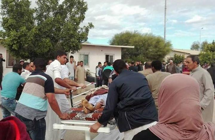 """""""الإخوان"""" تدين حادث سيناء وتحمل سلطة الانقلاب المسؤولية"""