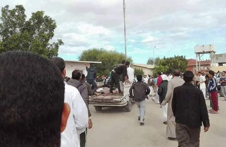 إدانة دولية ومحلية لتفجير مسجد بالعريش
