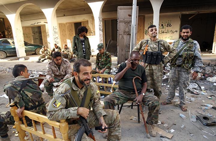 """مسجد لزعيم """"المداخلة"""" في الشرق الليبي.. ماذا يعني؟"""