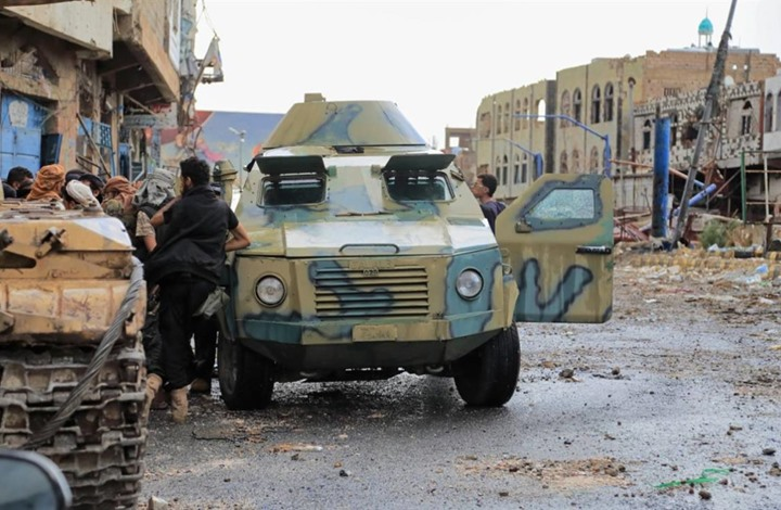 """مصدر مسؤول لـ""""عربي21"""": أبوظبي تفجر الوضع في تعز باليمن"""