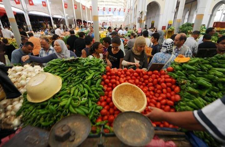 تونس.. التضخم يقفز لـ 5.8 بالمائة الشهر الماضي
