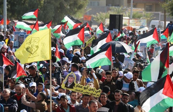 """دراسة إسرائيلية: """"فتح"""" تواجه خطرا حقيقيا بعد انقسامها الحاد"""