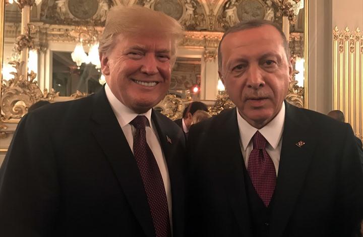 ترامب يمتدح العلاقة مع تركيا ويؤكد: لم أتخلّ عن الأكراد