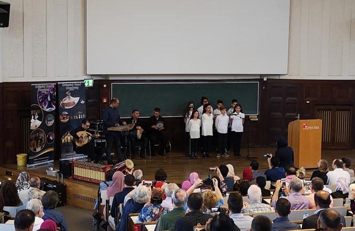تواصل فعاليات الأسابيع الثقافية العربية في ألمانيا