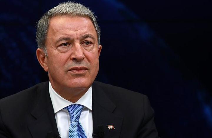 أكار: لتركيا قيم مشتركة مع مصر يمكن أن تحدث تطورات بيننا