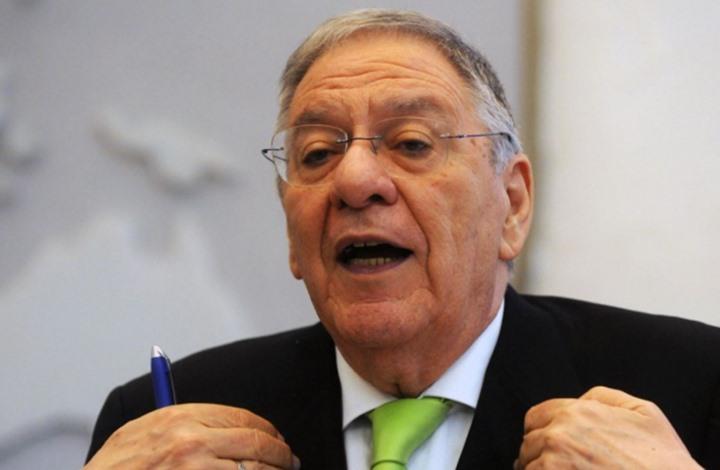 إيداع زعيم حزب بوتفليقة السابق السجن المؤقت