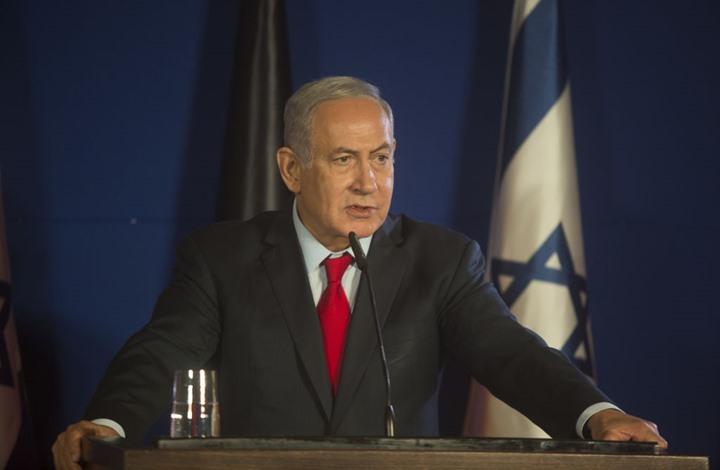 """""""إيهود باراك"""" يدعو لقطع الطريق على عودة نتنياهو للحكم"""