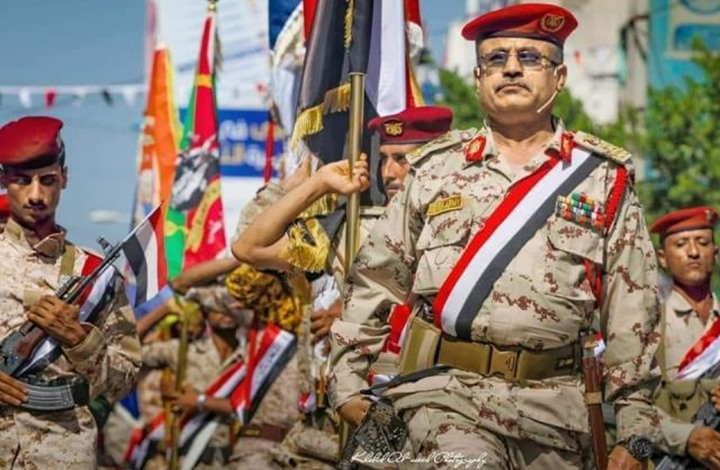 نجاة رئيس أركان الجيش بتعز من محاولة اغتيال في اليمن