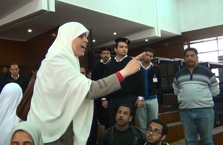 ابنة الشاطر تضرب عن الطعام.. وحقوقيون: ليس لديها بديل
