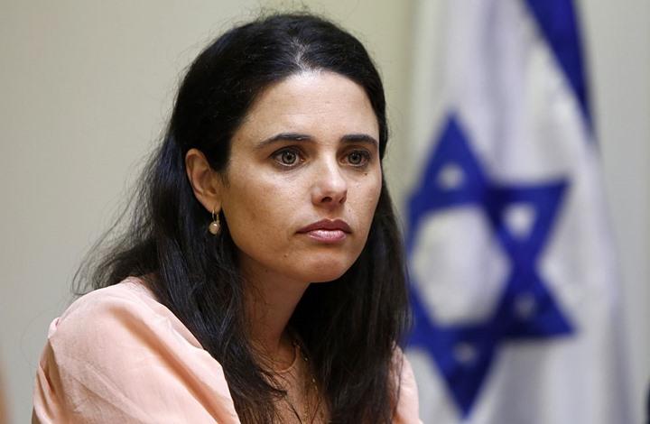 وزيرة صهيونية: شعوب المغرب العربي جهلة يستحقون الموت