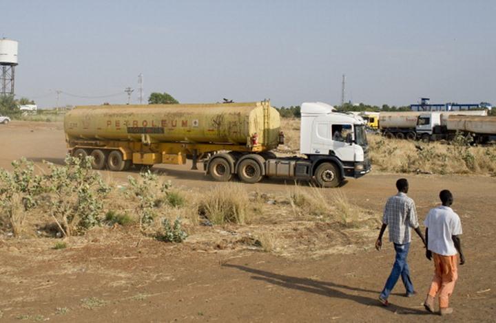 """الخرطوم تمدد """"اتفاق عبور النفط"""" مع جوبا حتى 2022"""