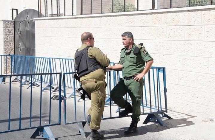 الاحتلال يقرر وقف التنسيق الأمني مع السلطة في شرق القدس