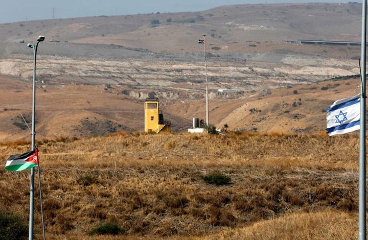 """الاحتلال يغلق بوابة """"الباقورة"""" أمام الإسرائيليين (شاهد)"""