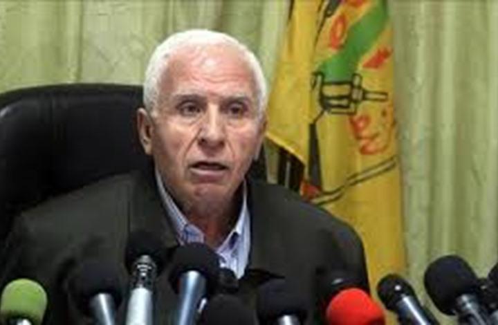 """الأحمد لـ """"عربي21"""": """"حماس"""" تبحث عن تهدئة بمضمون سياسي"""