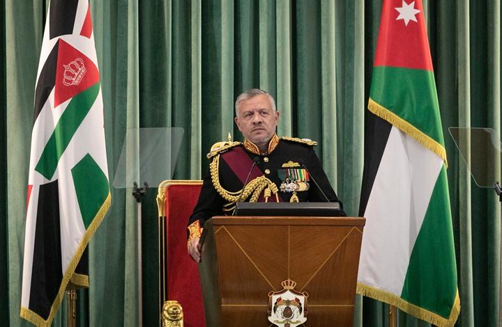 ملك الأردن يعلق على النظام الملكي والربيع العربي والاحتلال