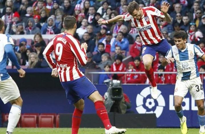 أتلتيكو مدريد يعود لسكة الانتصارات أمام إسبانيول (شاهد)