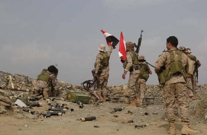 معارك عنيفة بين المقاومة الشعبية والحوثيين وسط اليمن