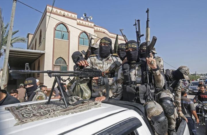 مظاهرات في غزة تطالب بالرد على جرائم الاحتلال (شاهد)