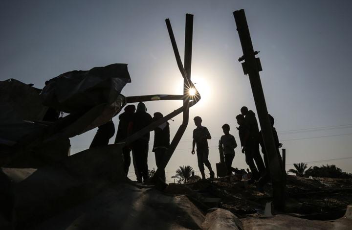 شهيد متأثرا بجراحه خلال العدوان الإسرائيلي الأخير بغزة