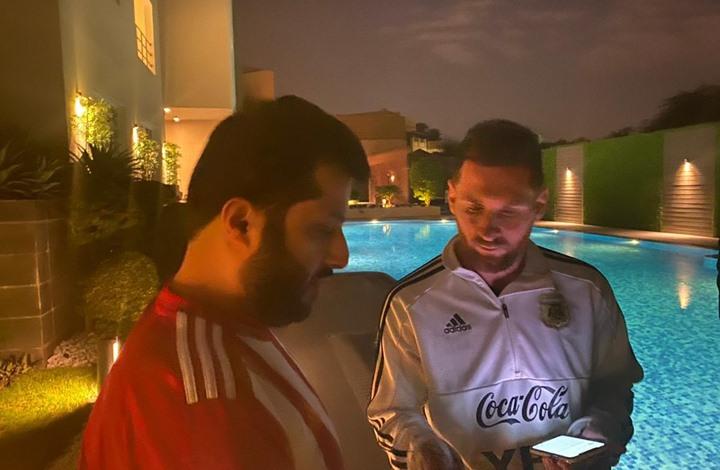 تركي آل الشيخ: سأشتري ميسي عندما يصبح ثمنه أرخص (شاهد)
