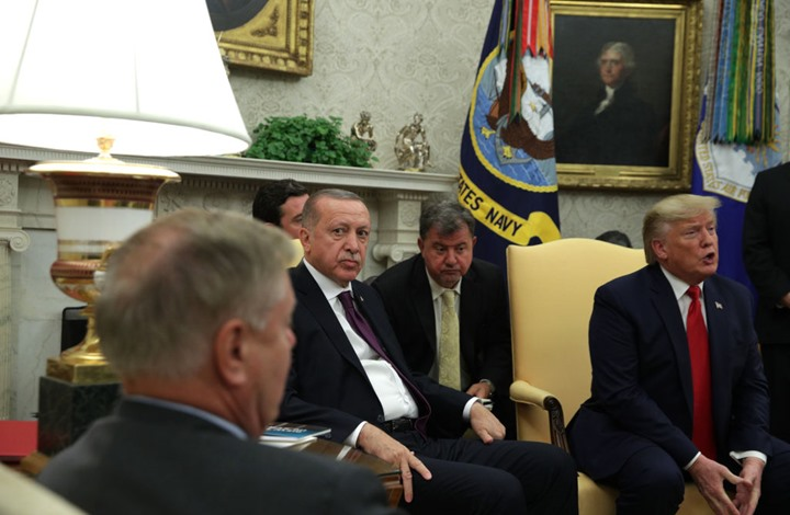 """أردوغان: قلت ما يلزم لـ""""ليندسي غراهام"""" ولقنته درسا"""