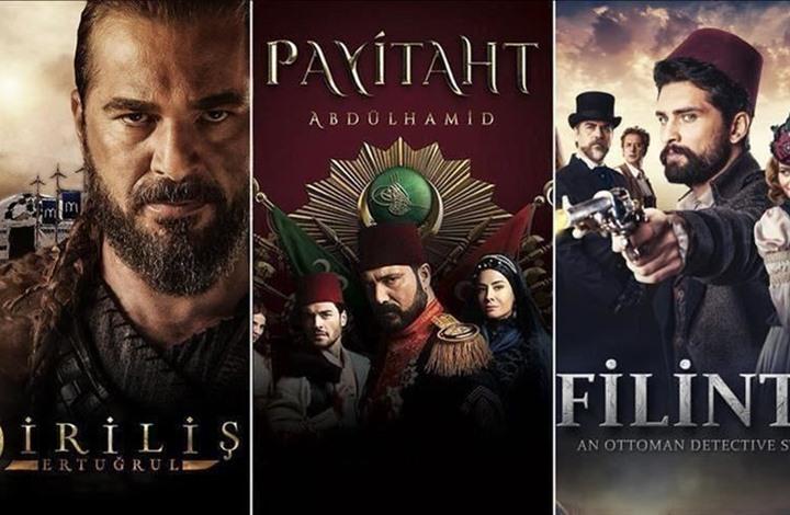 المسلسلات التركية تحتل المركز الثاني عالميا بعد الأمريكية