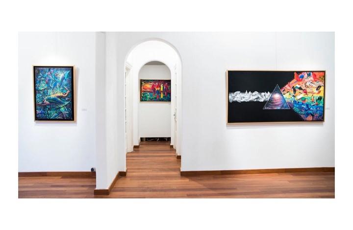 فضاءات تشكيلية ثلاثة: وسام فهمي وأمينة الدمرداش وكاميلو أرياس