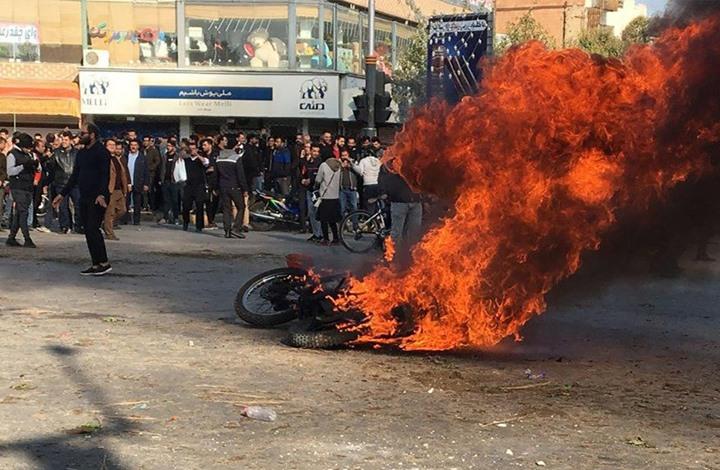 هكذا أسهمت العقوبات الأمريكية بتفجير الاحتجاجات في إيران