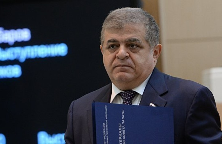 مسؤول روسي يعلق على استئناف تركيا المحتمل لعمليتها بسوريا