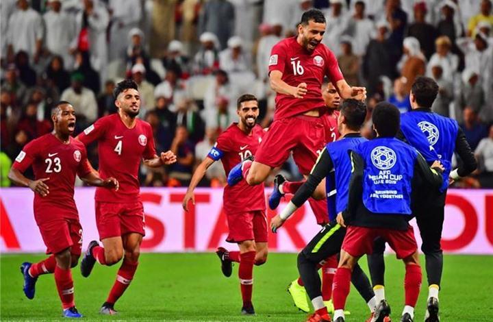 قطر تُعزز صدارتها وعمان تهزم الهند بصعوبة (شاهد)