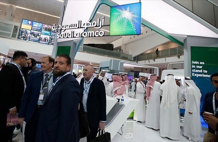"""تكتم سعودي على المؤسسات التي طلبت شراء """"أسهم أرامكو"""""""