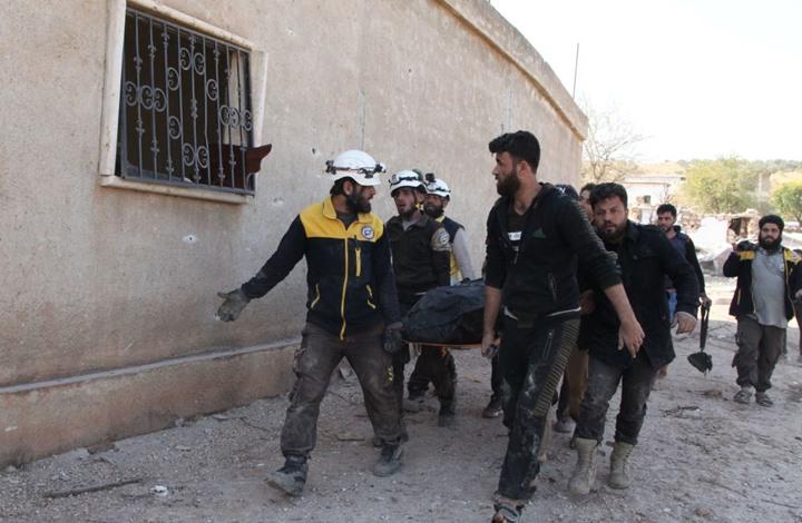 مقتل 50 مدنيا بهجمات للنظام بإدلب خلال الـ10 أيام الأخيرة