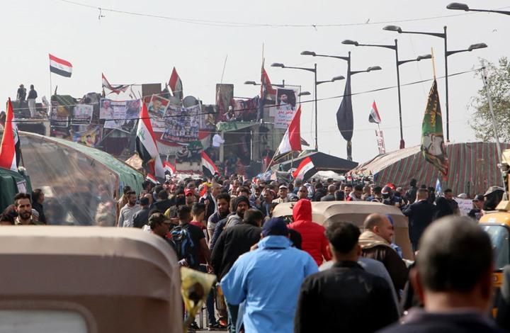 عراقيون يحشدون لمظاهرة مليونية كبرى ببغداد.. هذه أهدافها