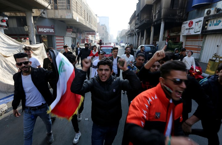 """""""المفوضية العليا"""": استخبارات بغداد تحتجز طلابا ومسعفين"""